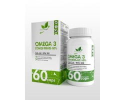 Omega-3 concentrate 60% (60 капс)