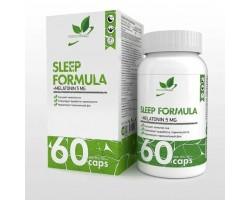Для улучшения сна Sleep Formula, 60 капс.