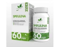 Spirulina NaturalSupp, 60 капс.
