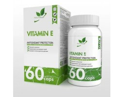 Витамин Е (60 капс)
