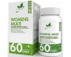 Womens Multi (60 капс) - женский комплекс витаминов и минералов