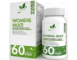 Комплекс витаминов и минералов Womens Multi (60 капс.)