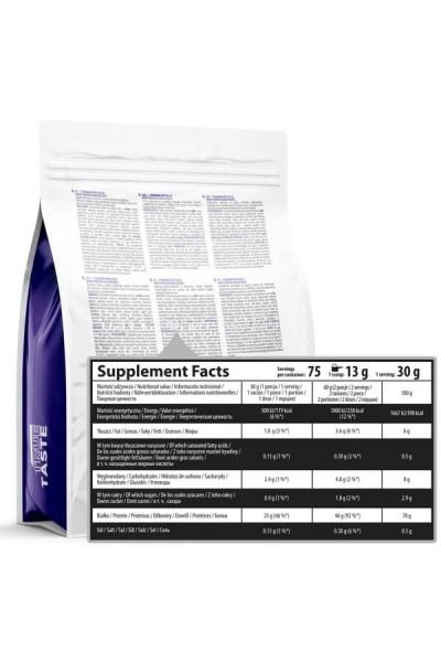 Протеин OstroVit Standard WPC 80, 900гр-2270гр.