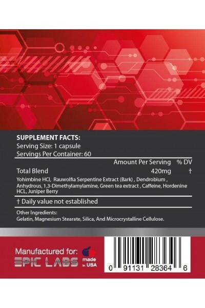 Жиросжигатель Lipoxane Epic Labs (30 порций)