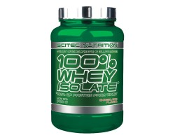 Протеин изолят 100% WHEY ISOLATE Scitec Nutrition 700-2000 гр.
