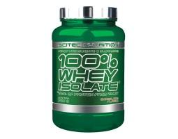Протеин изолят 100% WHEY ISOLATE Scitec Nutrition 700-2000 гр.