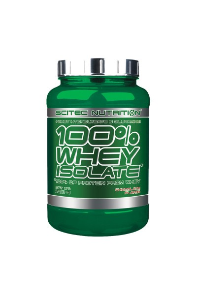 Протеина изолят 100% WHEY ISOLATE Scitec Nutrition, 700гр/2000 гр.