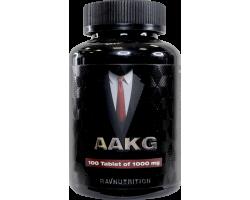 Аргинин (AAKG), 1000мг/таб. (100 таб.)