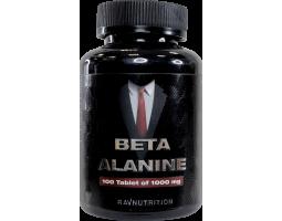 Бета-аланин Ravnutrition, 1000 мг/таб. (100 таб.)