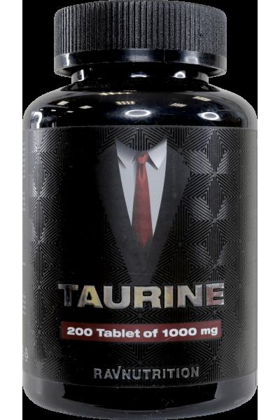 Таурин, 1000мг/таб. ( 200 таб.)