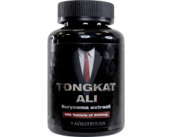 Тонгкат Али Ravnutrition (100 таблеток)